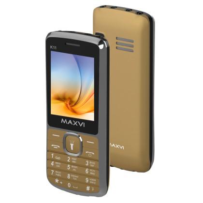 c4d7448aaa408 Maxvi K11 DS Gold. Декалайн - продажа сотовых телефонов оптом ...