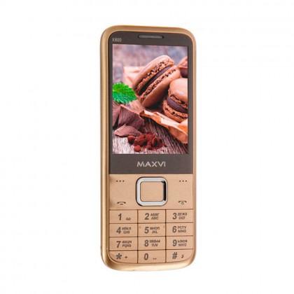 d52202149ec65 Maxvi X800 DS Gold. Декалайн - продажа сотовых телефонов оптом ...