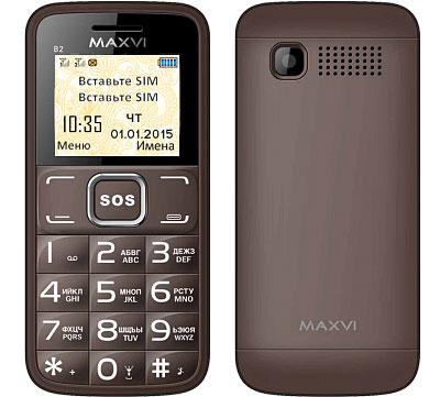 7d0e14f8d1f49 Maxvi B2 DS Coffe. Декалайн - продажа сотовых телефонов оптом ...